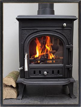 fern log burner